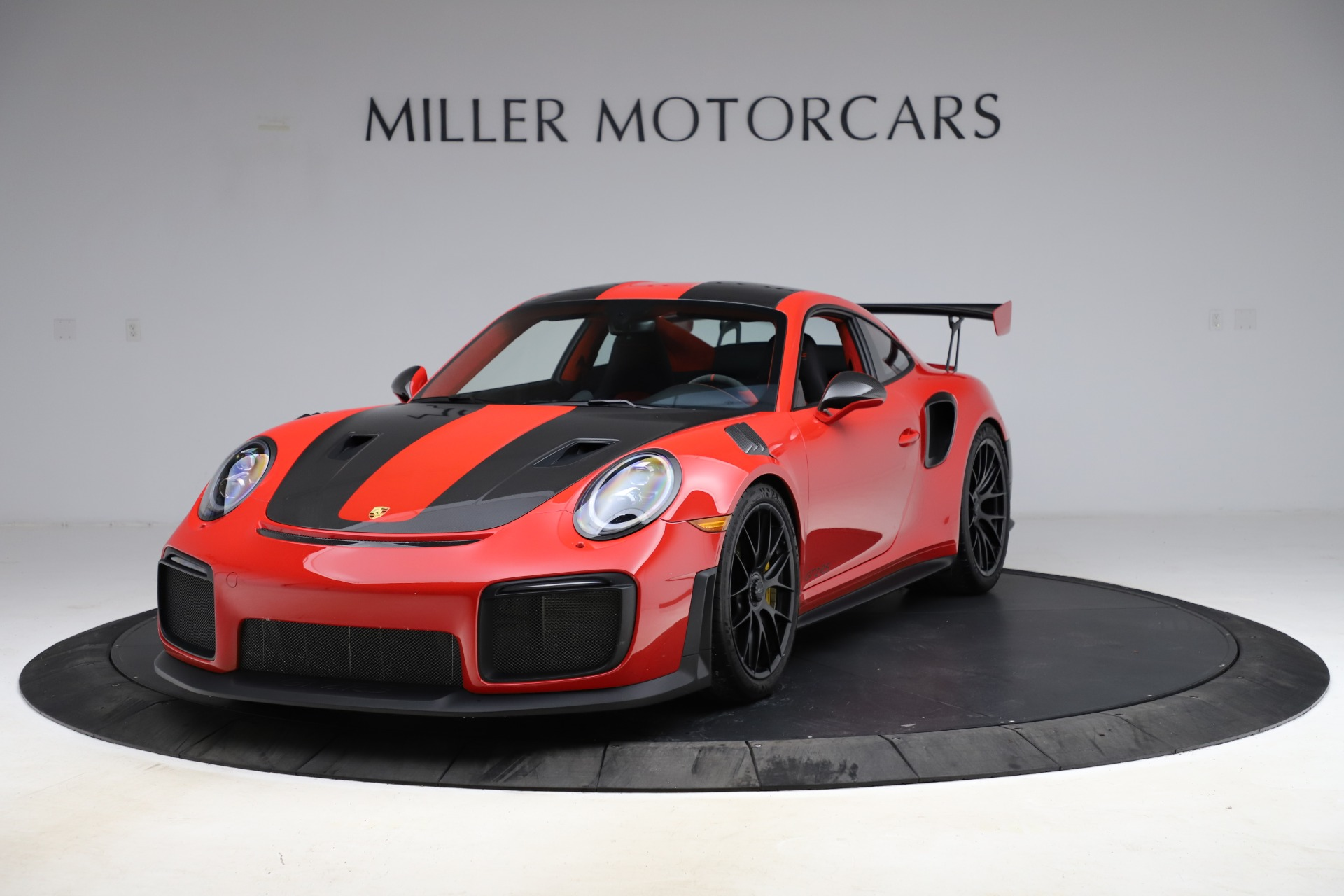 Used 2018 Porsche 911 GT2 RS for sale $325,900 at McLaren Greenwich in Greenwich CT 06830 1