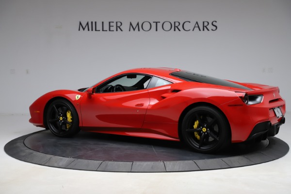 Used 2018 Ferrari 488 GTB for sale $209,900 at McLaren Greenwich in Greenwich CT 06830 4