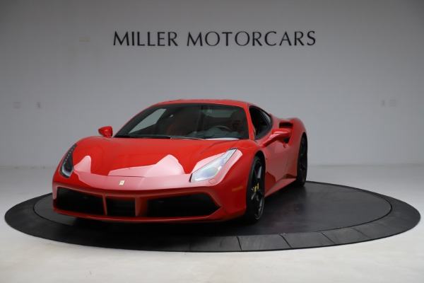 Used 2018 Ferrari 488 GTB for sale $209,900 at McLaren Greenwich in Greenwich CT 06830 1