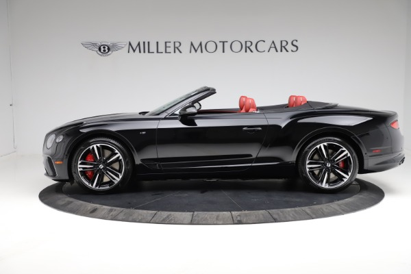 New 2021 Bentley Continental GT V8 for sale $263,905 at McLaren Greenwich in Greenwich CT 06830 2