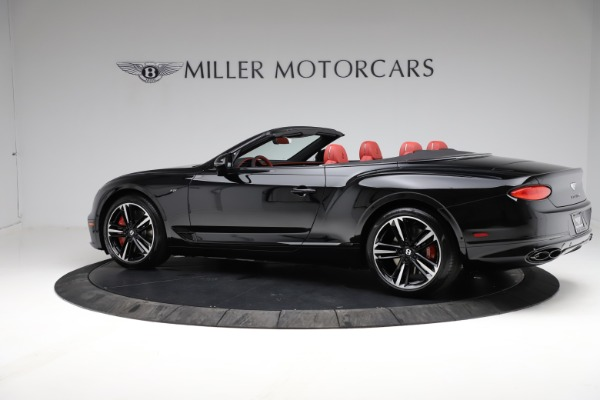 New 2021 Bentley Continental GT V8 for sale $263,905 at McLaren Greenwich in Greenwich CT 06830 3