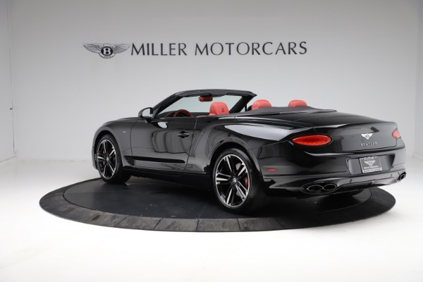 New 2021 Bentley Continental GT V8 for sale $263,905 at McLaren Greenwich in Greenwich CT 06830 4
