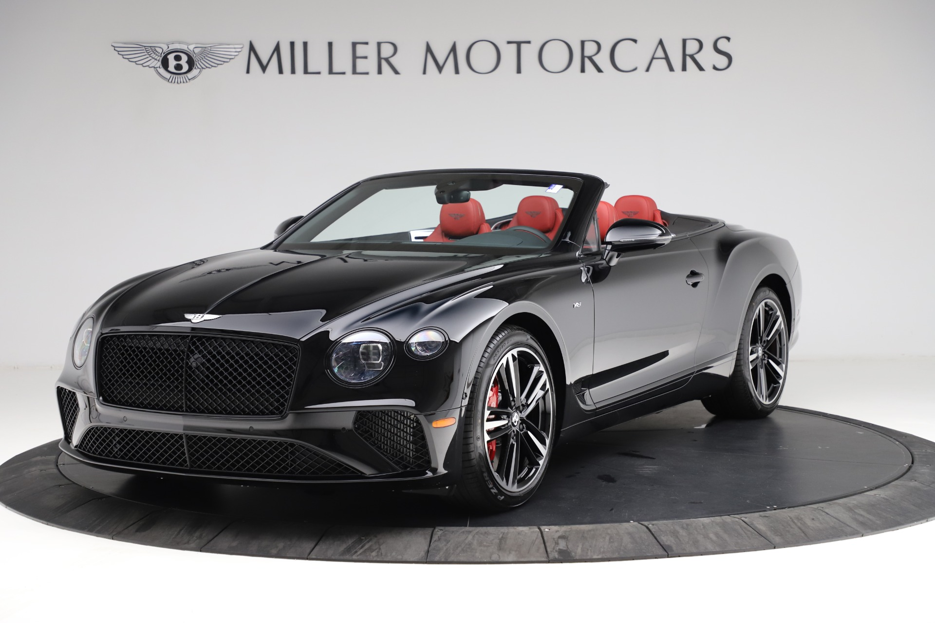 New 2021 Bentley Continental GT V8 for sale $263,905 at McLaren Greenwich in Greenwich CT 06830 1