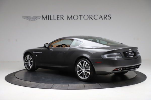 Used 2012 Aston Martin DB9 for sale Call for price at McLaren Greenwich in Greenwich CT 06830 3
