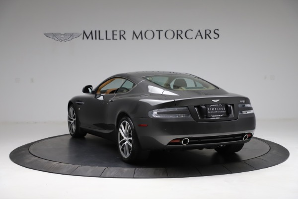 Used 2012 Aston Martin DB9 for sale Call for price at McLaren Greenwich in Greenwich CT 06830 4