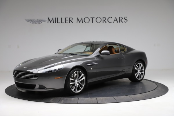 Used 2012 Aston Martin DB9 for sale Call for price at McLaren Greenwich in Greenwich CT 06830 1