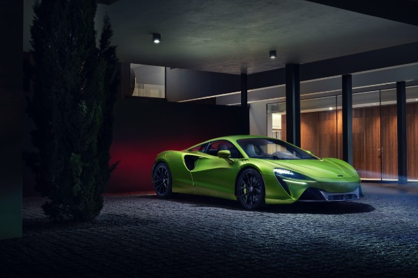 New 2021 McLaren Artura for sale Call for price at McLaren Greenwich in Greenwich CT 06830 2