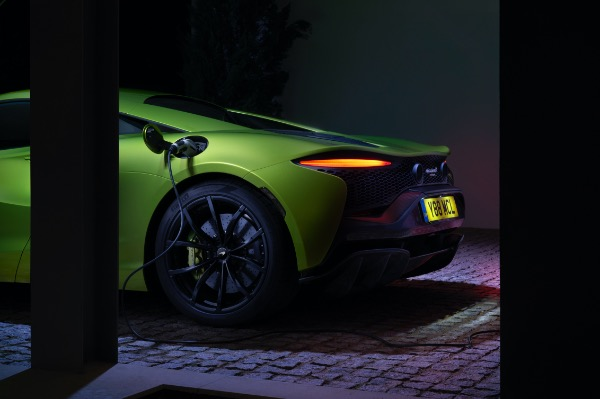 New 2021 McLaren Artura for sale Call for price at McLaren Greenwich in Greenwich CT 06830 4