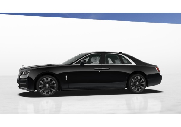 New 2021 Rolls-Royce Ghost for sale $378,350 at McLaren Greenwich in Greenwich CT 06830 2