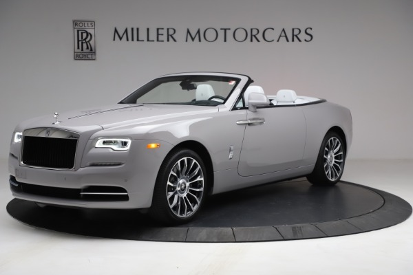 New 2021 Rolls-Royce Dawn for sale $405,850 at McLaren Greenwich in Greenwich CT 06830 3
