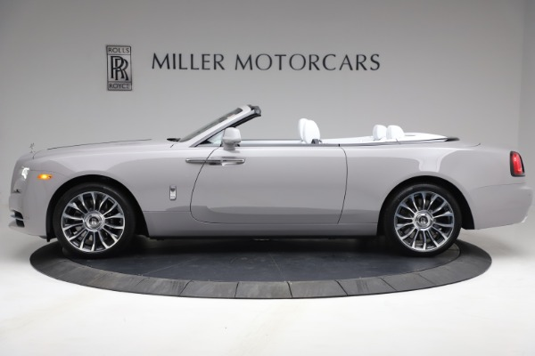 New 2021 Rolls-Royce Dawn for sale $405,850 at McLaren Greenwich in Greenwich CT 06830 4