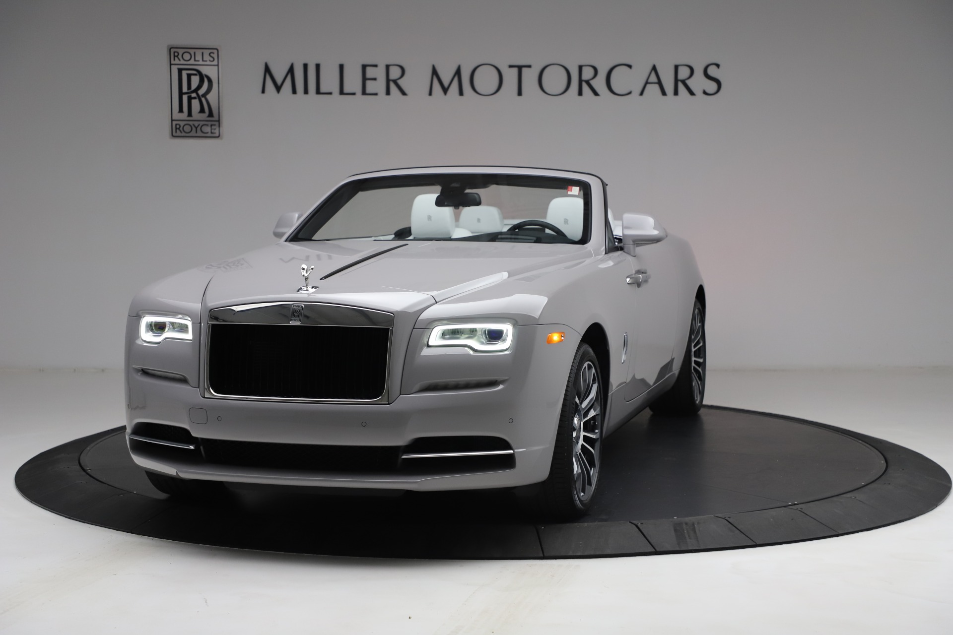 New 2021 Rolls-Royce Dawn for sale $405,850 at McLaren Greenwich in Greenwich CT 06830 1
