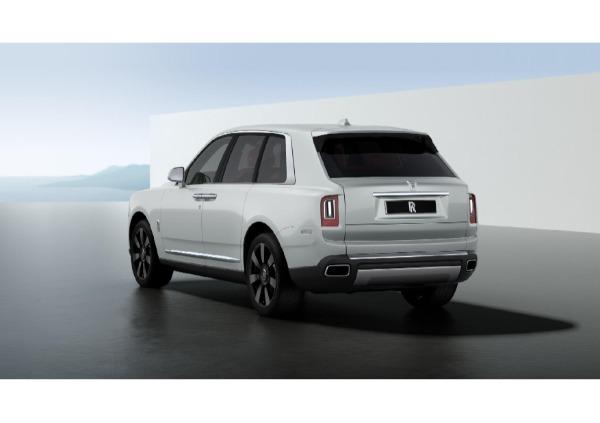 New 2021 Rolls-Royce Cullinan for sale $383,850 at McLaren Greenwich in Greenwich CT 06830 2