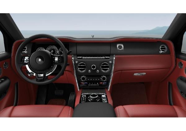 New 2021 Rolls-Royce Cullinan for sale $383,850 at McLaren Greenwich in Greenwich CT 06830 4