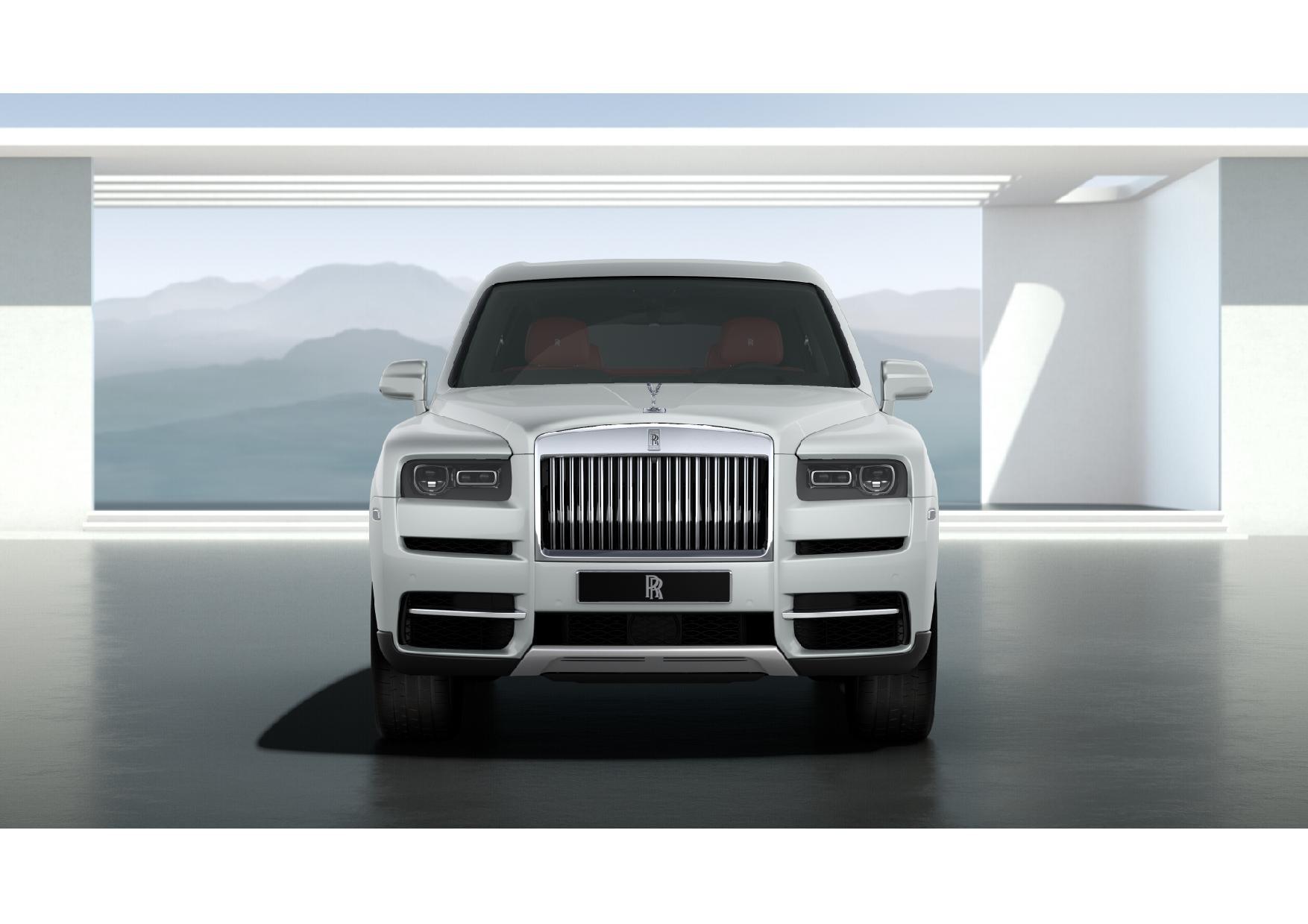 New 2021 Rolls-Royce Cullinan for sale $383,850 at McLaren Greenwich in Greenwich CT 06830 1