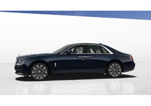 New 2021 Rolls-Royce Ghost for sale $382,250 at McLaren Greenwich in Greenwich CT 06830 2