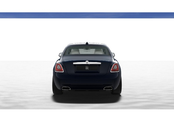 New 2021 Rolls-Royce Ghost for sale $382,250 at McLaren Greenwich in Greenwich CT 06830 3