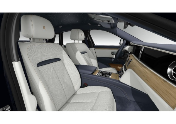 New 2021 Rolls-Royce Ghost for sale $382,250 at McLaren Greenwich in Greenwich CT 06830 4