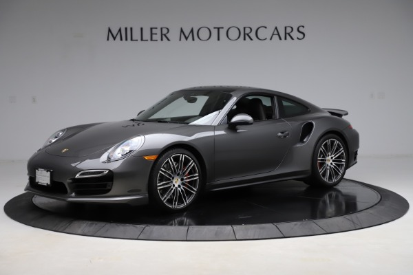 Used 2015 Porsche 911 Turbo for sale $109,900 at McLaren Greenwich in Greenwich CT 06830 2