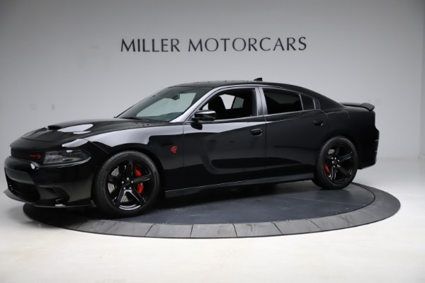 Used 2018 Dodge Charger SRT Hellcat for sale $59,900 at McLaren Greenwich in Greenwich CT 06830 2