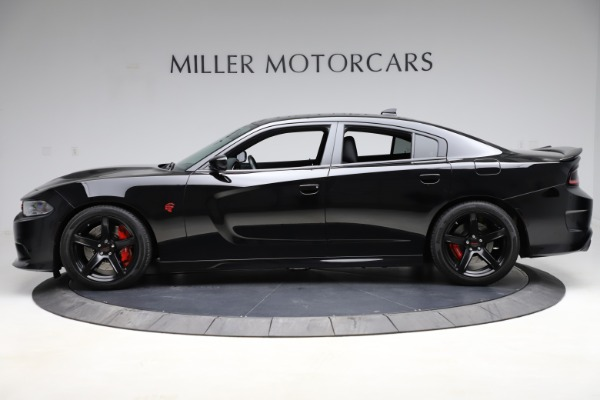 Used 2018 Dodge Charger SRT Hellcat for sale $59,900 at McLaren Greenwich in Greenwich CT 06830 3