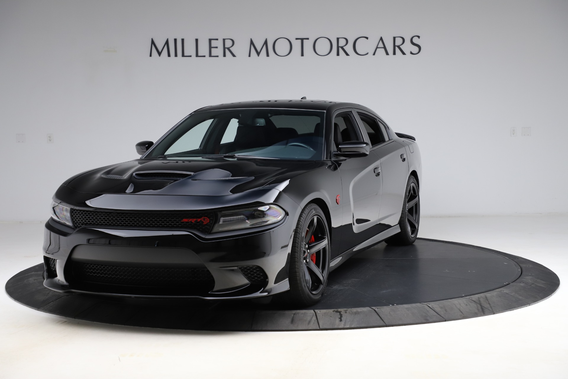 Used 2018 Dodge Charger SRT Hellcat for sale $59,900 at McLaren Greenwich in Greenwich CT 06830 1