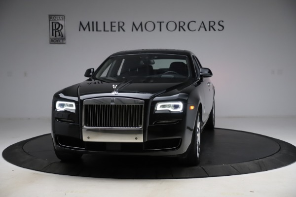 Used 2016 Rolls-Royce Ghost for sale $165,900 at McLaren Greenwich in Greenwich CT 06830 2
