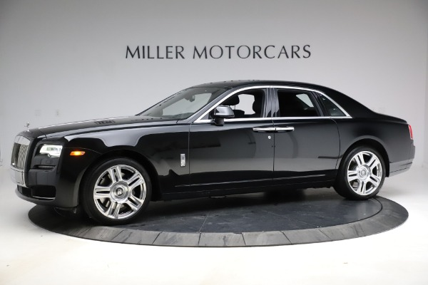 Used 2016 Rolls-Royce Ghost for sale $165,900 at McLaren Greenwich in Greenwich CT 06830 3