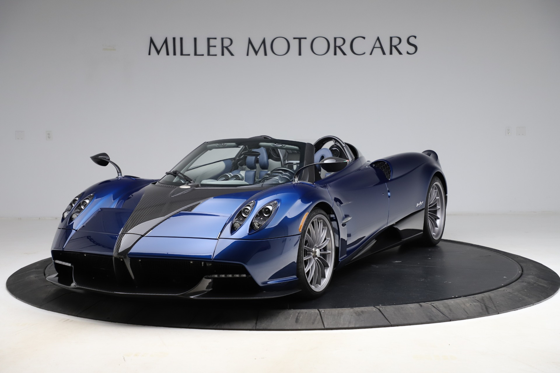 Used 2017 Pagani Huayra Roadster for sale Call for price at McLaren Greenwich in Greenwich CT 06830 1
