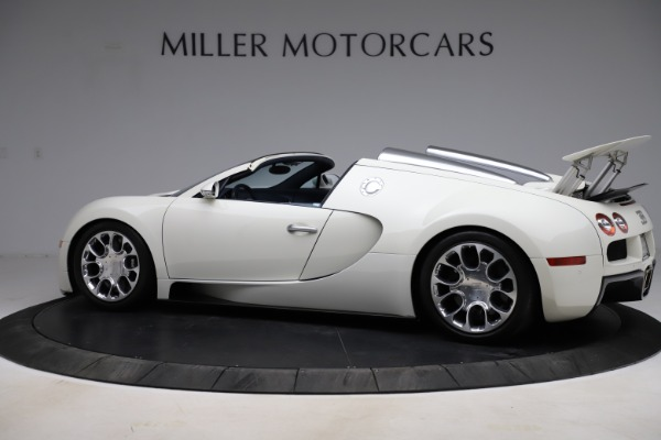 Used 2010 Bugatti Veyron 16.4 Grand Sport for sale Call for price at McLaren Greenwich in Greenwich CT 06830 4