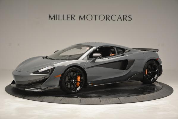 Used 2019 McLaren 600LT Luxury for sale Sold at McLaren Greenwich in Greenwich CT 06830 2