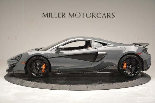Used 2019 McLaren 600LT Luxury for sale Sold at McLaren Greenwich in Greenwich CT 06830 3