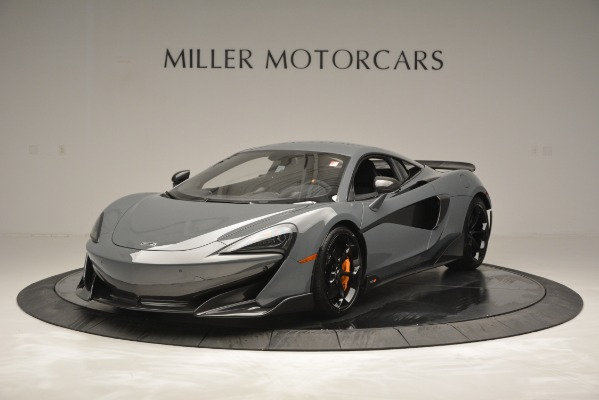 Used 2019 McLaren 600LT Luxury for sale Sold at McLaren Greenwich in Greenwich CT 06830 1