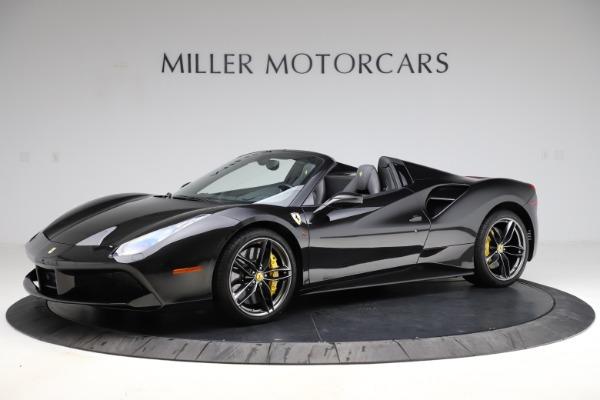 Used 2017 Ferrari 488 Spider for sale $284,900 at McLaren Greenwich in Greenwich CT 06830 2
