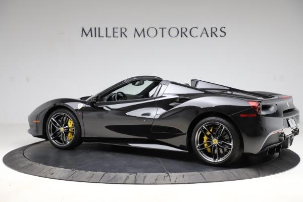 Used 2017 Ferrari 488 Spider for sale $284,900 at McLaren Greenwich in Greenwich CT 06830 4
