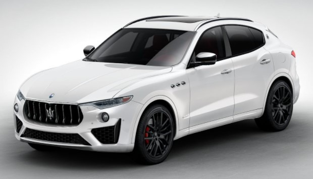 New 2021 Maserati Levante S Q4 GranSport for sale Sold at McLaren Greenwich in Greenwich CT 06830 1