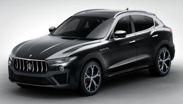 New 2021 Maserati Levante S Q4 for sale Sold at McLaren Greenwich in Greenwich CT 06830 1