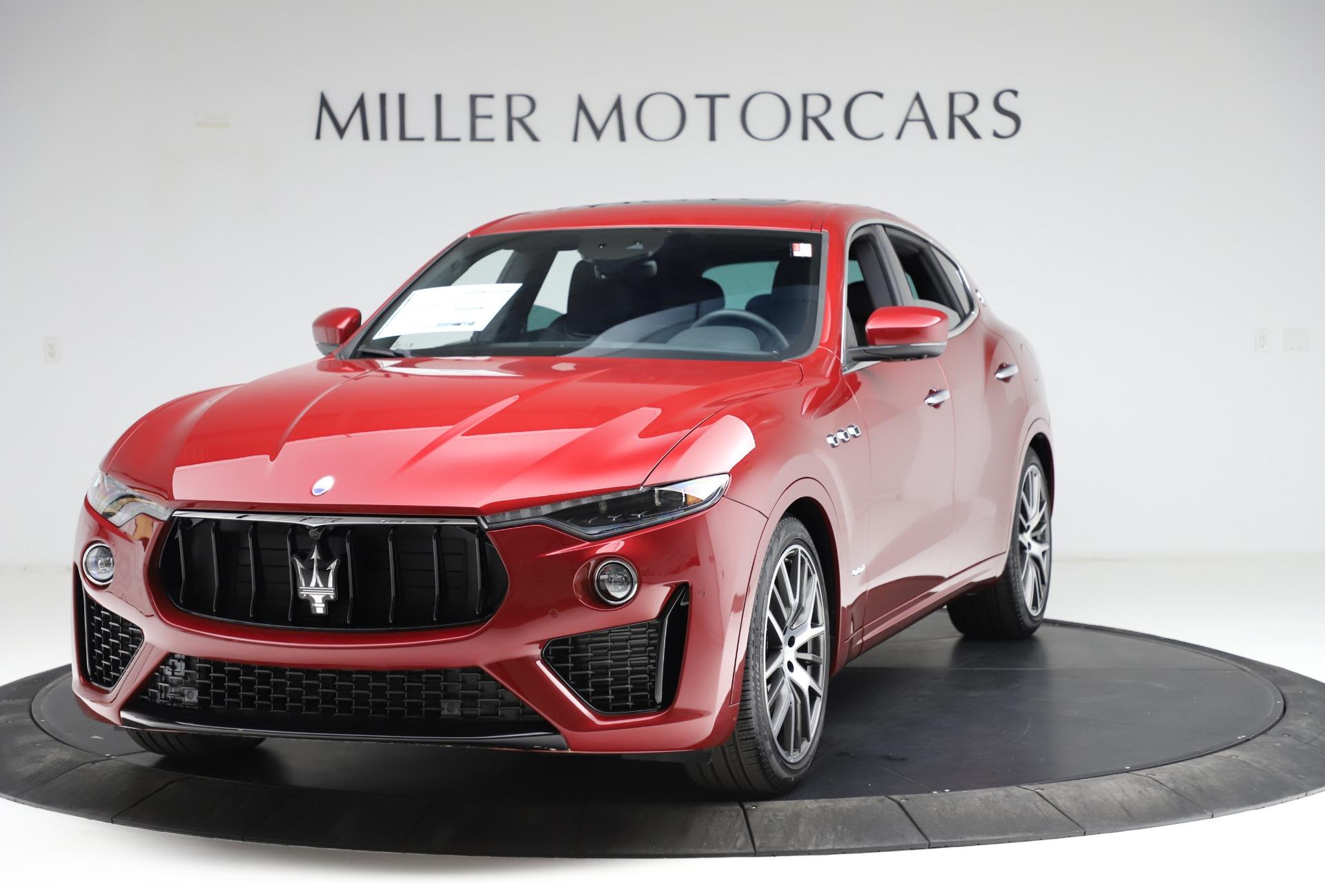 New 2020 Maserati Levante S Q4 GranSport for sale $102,949 at McLaren Greenwich in Greenwich CT 06830 1