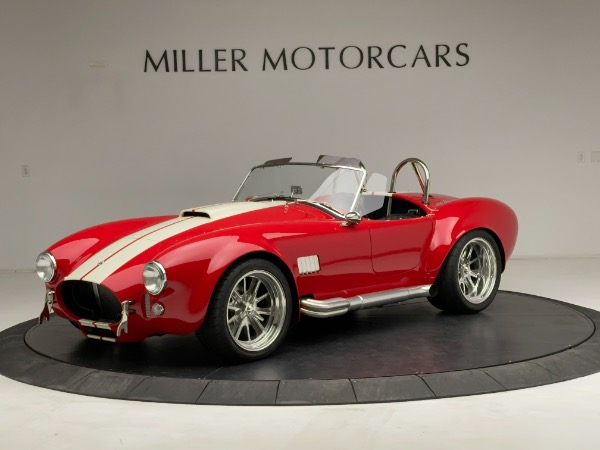 Used 2020 Shelby Cobra Superformance for sale $89,900 at McLaren Greenwich in Greenwich CT 06830 2