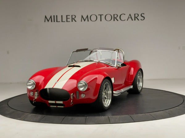 Used 2020 Shelby Cobra Superformance for sale $89,900 at McLaren Greenwich in Greenwich CT 06830 1