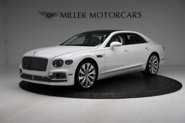 New 2021 Bentley Flying Spur W12 First Edition for sale Call for price at McLaren Greenwich in Greenwich CT 06830 2