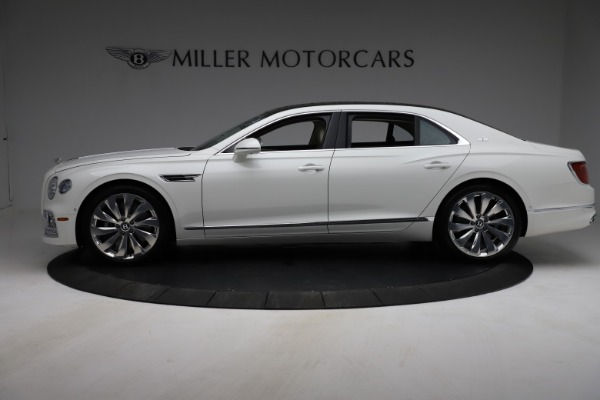 New 2021 Bentley Flying Spur W12 First Edition for sale Call for price at McLaren Greenwich in Greenwich CT 06830 3