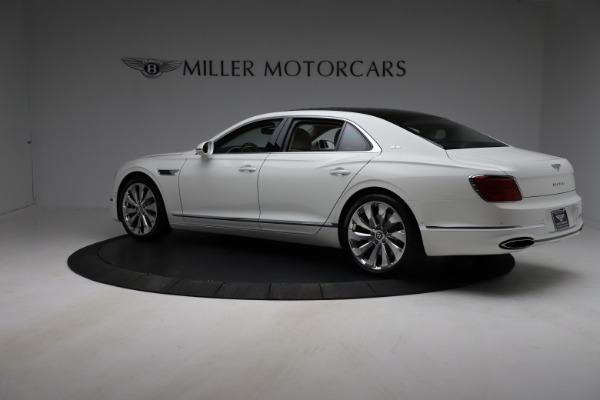 New 2021 Bentley Flying Spur W12 First Edition for sale Call for price at McLaren Greenwich in Greenwich CT 06830 4
