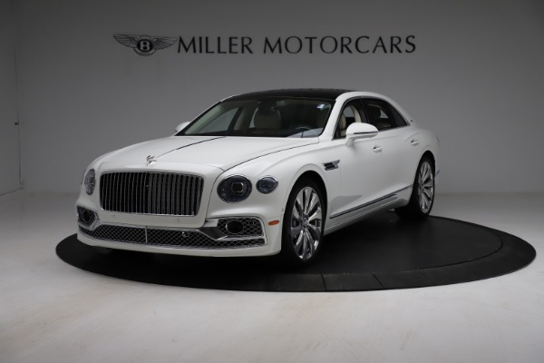 New 2021 Bentley Flying Spur W12 First Edition for sale Call for price at McLaren Greenwich in Greenwich CT 06830 1