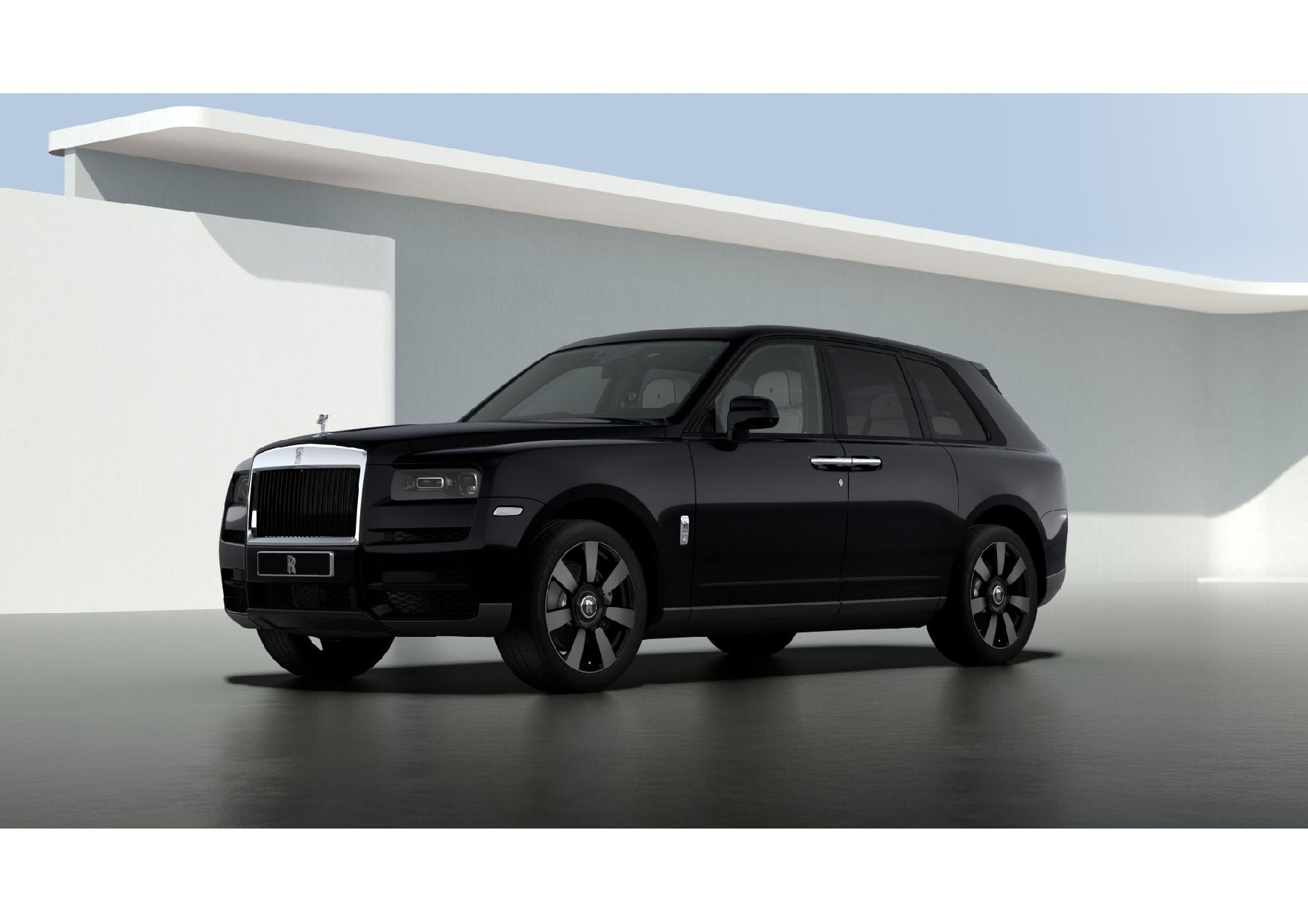 New 2021 Rolls-Royce Cullinan for sale Call for price at McLaren Greenwich in Greenwich CT 06830 1