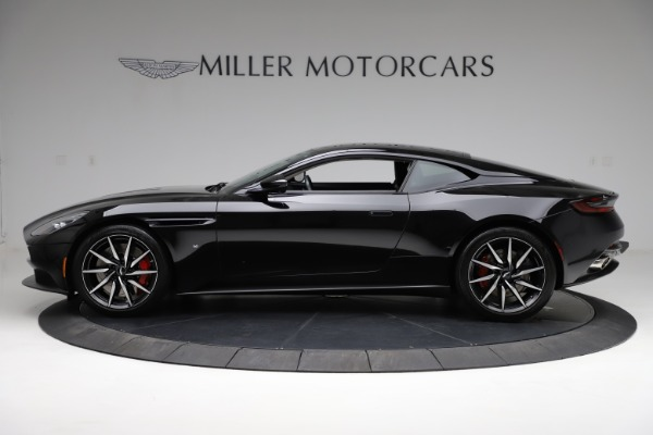 Used 2018 Aston Martin DB11 V12 for sale $159,990 at McLaren Greenwich in Greenwich CT 06830 2