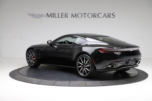 Used 2018 Aston Martin DB11 V12 for sale $159,990 at McLaren Greenwich in Greenwich CT 06830 3