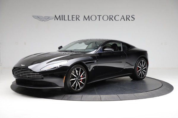 Used 2018 Aston Martin DB11 V12 for sale $159,990 at McLaren Greenwich in Greenwich CT 06830 1
