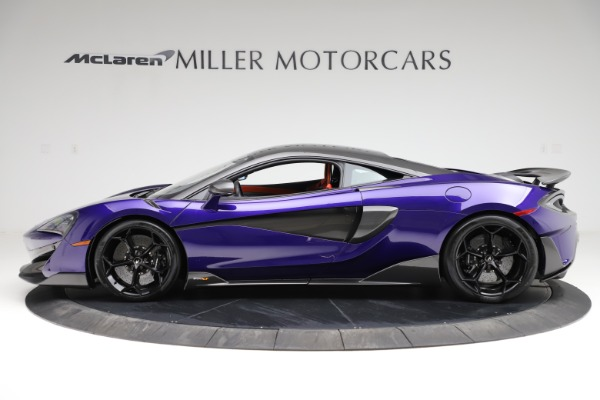 Used 2019 McLaren 600LT for sale $234,900 at McLaren Greenwich in Greenwich CT 06830 2