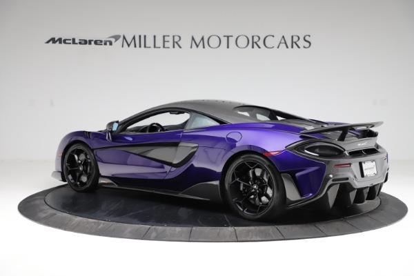 Used 2019 McLaren 600LT for sale $234,900 at McLaren Greenwich in Greenwich CT 06830 3